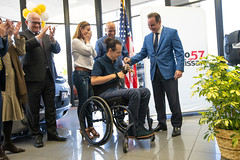 Aldo Palmetto Nissan-4 (fiu) Tags: miami fiu mbr aldo nissan van wheelchair quadriplegic engineering collegeofengineering vincerives
