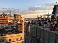 Whitney Museum Roof, New York City (dckellyphoto) Tags: newyorkcity newyork 2015 usa nyc whitneymuseum freedomtower