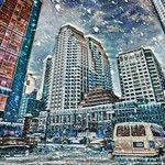 Boston in Winter thumbnail