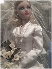 I Thee Wed Gene Outfit (Terri-PA) Tags: genemarshall ashtondrake doll 14scale