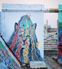 New #hunterandprey work in town / #streetart by #CeePil. . #Gent #Belgium #urbanart #graffitiart #streetartbelgium #graffitibelgium #visitgent #muralart #streetartlovers #graffitiart_daily #streetarteverywhere #streetart_daily #ilovestreetart #igersstreet (Ferdinand 'Ferre' Feys) Tags: instagram gent ghent gand belgium belgique belgië streetart artdelarue graffitiart graffiti graff urbanart urbanarte arteurbano ferdinandfeys ceepil