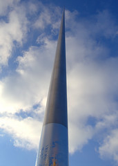The Spire (Phil*ippe) Tags: dublin city trip spire needle sky architecture