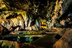 Entrada da Gruta de Maquiné - Cave of Maquine (Explored) (Erika Mourão Fotografia) Tags: história history caveofmaquine entrada azul grutademaquine maquiné maquine gruta grute gruteofmaquine portal magia dourado brasil brazil mg grotto cave bemflickrbembrasil color tamron2875 tamron