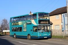Arriva Midlands - Y485UGC, 4803 (M.R.P Photography) Tags: arriva arrivamidlands arrivalondon deutschebahn daf dafdb250 alexander alexanderalx400 4803 dla285 y485ugc