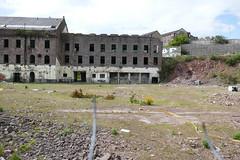 Wallace Craigie Works Dundee 2016 (18) (Royan@Flickr) Tags: 201605 wallace craigie works dundee william halley sons blackcroft landmark jute mill factory buildind demolished history 2016