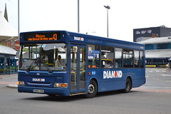 Rotala Diamond 20023 SN05HDD (Will Swain) Tags: west bromwich bus station 20th july 2018 birmingham midland midlands city centre buses transport travel uk britain vehicle vehicles county country england english rotala diamond 20023 sn05hdd
