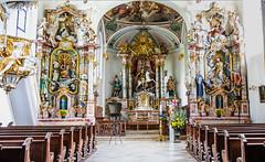 Hl. Blut, St. Georg (werner boehm *) Tags: wernerboehm hlblut münchen kirche interior architecture hlblutstgeorg