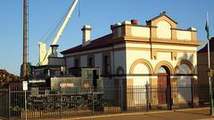 0412 alte Dampflok  - old steam train, Port Pirie (roving_spirits) Tags: australia australien australie southaustralia
