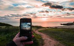 Sunset (armandocapochiani) Tags: sea seascapes salento landscape litoranea lidobruno capochianiarmando