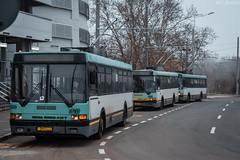 Trolleybuses 5210 5221 5223 STB Bucharest (WT_fan06) Tags: ikarus 415t trolleybus stb bucharest cityscape electric urban street photography nikon d3400 dslr flickr oldtimer retro vintage nikkor 7dwf coth5 january 2019
