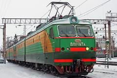 VL11K-197 (zauralec) Tags: kurgan depot rzd ржд курган локомотив электровоз депо вл11к vl11k vl11k197 197 вл11к197