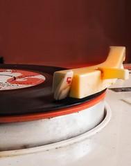 50's... vintage (panoskaralis) Tags: macro vintage old music disk disco pickup lesvos lesvosisland mytilene greece greek hellas hellenic indoor nikoncoolpixb700 nikon nikonb700