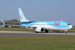 Boeing 737-8K5 (WL) - D-ATYB - HAJ - 30.03.2019(1) (Matthias Schichta) Tags: haj hannover hannoverlangenhagen eddv planespotting flugzeugbilder tuifly datyb boeing b737800