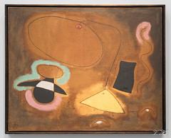 2019/01/02 14h18 Joan Miró, «Le Vol d'un oiseau sur la plaine II» (1939), rétrospective Miró (Grand Palais) (Valéry Hugotte) Tags: 1939 24105 flightofabirdovertheplain flightofabirdovertheplainii grandpalais joanmiró levoldunoiseausurlaplaine levoldunoiseausurlaplaineii miro miró paris artmoderne canon canon5d canon5dmarkiv exposition huile painting peinture rétrospective surrealism surréalisme tableau
