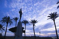 Donación de Argentina a España..! (Camelia-5) Tags: monumento huelva rábida