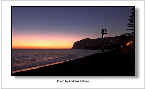 Andreas Kalbow Sonnenuntergang 2019.03.10 Madeira (1)