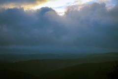 Rursee von der Hubertushöhe in Schmidt 01/18 (vossen.fotografie) Tags: blauestunde germany deutschland bluehour sunset rursee nationalparkeifel nationalpark eifel