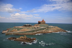 Kanyakumari.India (VincenzoMonacoo) Tags: canon 6d tamron 2470 india kerala kanyakumari temple sea adventure travel nikon leica