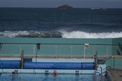 New Zealand's darkest hour (Ian@NZFlickr) Tags: salt water pool st clair dunedin nz