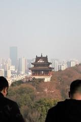 Yellow Crane Tower view (ashleystarford) Tags: wechat view tower yct yellow crane wuhan wuchang hubei china
