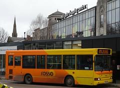 Bury (Andrew Stopford) Tags: yj04lxn transbus mpd transdev rosso bury yorkcountry littleexplorers keighleydistrict lancashireunited