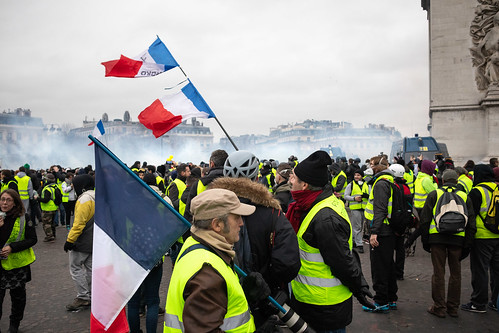 Gilets Jaunes, From FlickrPhotos