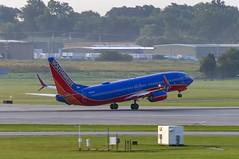 Southwest Airlines Boeing 737-8H4(WL) N8626B (MIDEXJET (Thank you for over 2 million views!)) Tags: milwaukee milwaukeewisconsin generalmitchellinternationalairport milwaukeemitchellinternationalairport kmke mke gmia flymke southwestairlinesboeing7378h4wln8626b southwestairlines boeing7378h4wl n8626b boeing boeing7378h4 boeing737800 boeing737 737 737800 7378h4 wisconsin unitedstatesofamerica