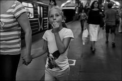 3_DSC6688 (dmitryzhkov) Tags: urban city everyday public place outdoor life human social stranger documentary photojournalism candid street dmitryryzhkov moscow russia streetphotography people man mankind humanity bw blackandwhite monochrome metro passenger lowlight