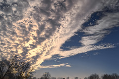 Big Winter Cloud (Modkuse) Tags: clouds cloudscape cloudy cloudyday nature natural sky skyscape art artphotography photoart fineartphotography fineart fujifilm fujifilmxt2 xt2 xf1855mmf284rlmois fujinon fujinonxf1855mmf284rlmois