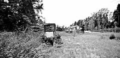 WHAT HAPPENED?, ACA PHOTO (alexanderrmarkovic) Tags: abandoned old blackwhite acaphoto michipicotenrivervillage ontario canada
