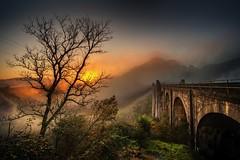 Gundián (Noel F.) Tags: sony a7iii voigtlander 15 iii vm gundian ponteulla estrada rio ulla galiza galicia mencer sunrise neboa fog mist