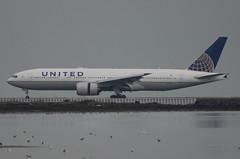 N771UA United Airlines Boeing 777-222 (BayAreaA380Fan Photography) Tags: unitedairlines unitedexpress embraer emirates embraererj175lr boeing airbus boeing737 boeing747 boeing757 boeing767 boeing777 737 747 757 767 777 787 dreamliner boeing787 airbusa330 airbusa319 airbusa380 airbusa320 airbusa321 airbusa350 a319 a320 a321 airbusa340 a340 a350 a380 superjumbo deltaairlines interjet alaskaairlines moretolove allnipponairways staralliance ana aircanada aircanadajetz southwestairlines cathaypacific koreanair aeromexico japanairlines klm klmroyaldutchairlines icelandair virginamerica virginatlantic americanairlines americaneagle qantas evaair privatejet britishairways airfrance lufthansa wheelsup beechb300superkingair350 fedex planespotting sanfranciscointernationalairport sfo ksfo