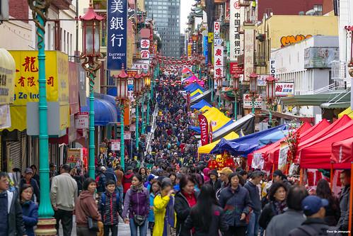 Chinatown Flower Market Fair 2019