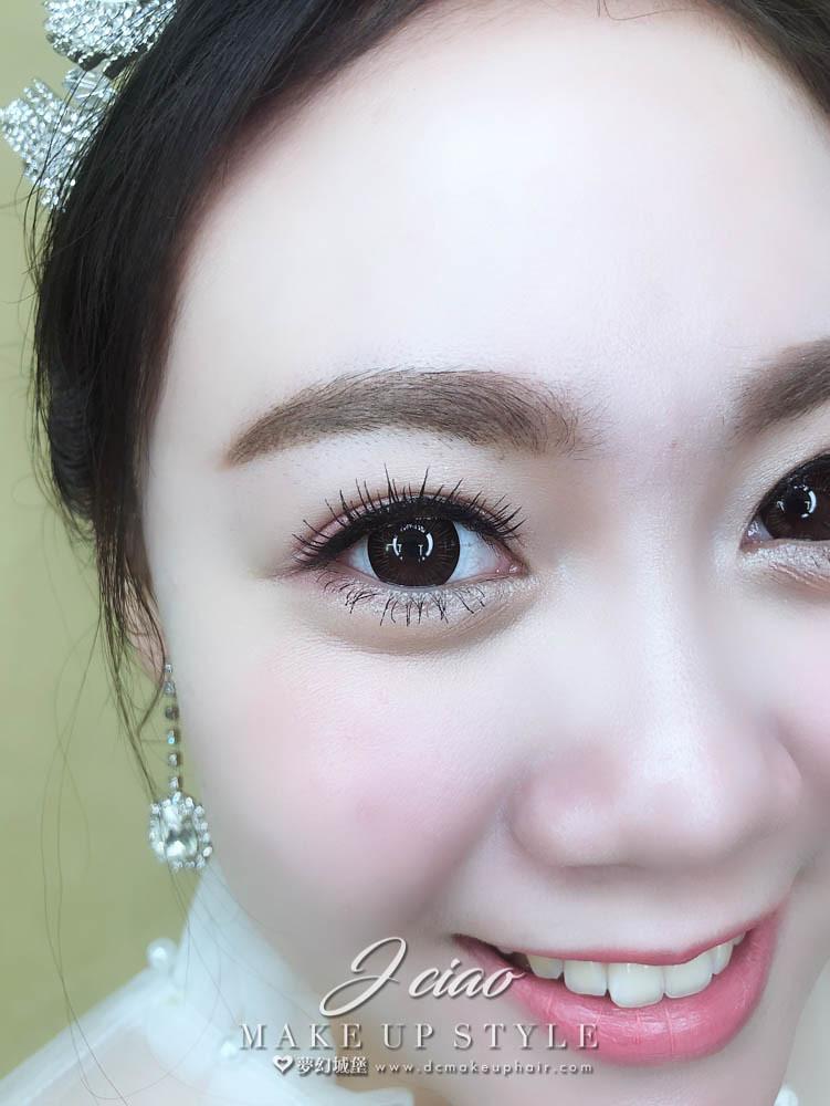 【新秘婕喬】新娘造型創作 / 甜美皇冠造型