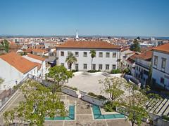 Miradouro do Museu Cargaleiro em Castelo Branco (Sofia Barão) Tags: portugal castelo branco beira baixa