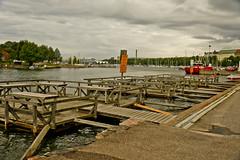 A9697HELSa (preacher43) Tags: helsinki finland sky clouds port water building architecture