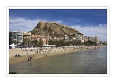 On the beach (Audrey A Jackson) Tags: canon60d alicante