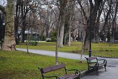 DSC_0217 (SherryFlox) Tags: sofia rilamonastery rila bulgaria plovdiv europe country landscape buildings sunset sky blue green trees people friends walking road