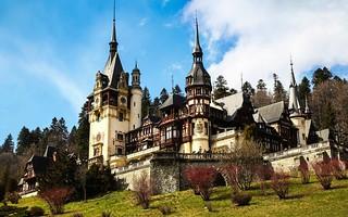Midieval Time Castle