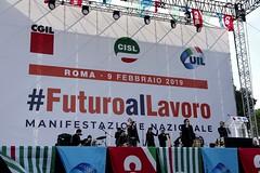 _IMG0374a (i'gore) Tags: roma cgil cisl uil futuroallavoro sindacato lavoro pace giustizia immigrazione solidarietà diritti