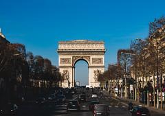 Arc de Triomphe (p.niebergall) Tags: frankreich france paris arc de triomphe