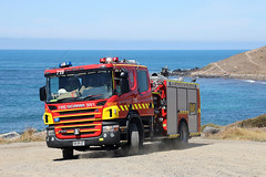 SAMFS | 1012 | Victor HarBor 719 responding (adelaidefire) Tags: sa samfs mfs south australian metropolitan fire service scania mills tui australia 1012 technical rescue training rope kings beach victor harbor encounter bay firefighters