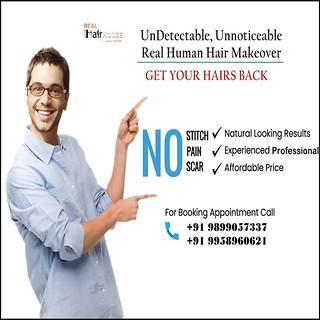 Hair Treatment in Paschim Vihar