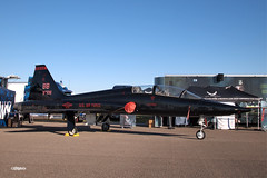 170408_121_SnF_Beale_T38 (AgentADQ) Tags: sun n fun flyin expo airshow air show lakeland florida 2017 airplane plane trainer aviation northrop t38 talon from beale afb