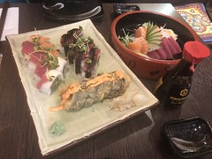 Special rolls (Like_the_Grand_Canyon) Tags: japanese food japan