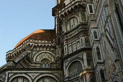 Duomo di Firenze (unciclamino) Tags: florence monument pontevecchio lights candles church mosaic