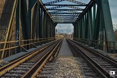 Train bridge (Ivica Pavičić) Tags: trainbridge railway croatia