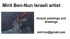 Mirit Ben-Nun women paintings israel israeli paint project projects show today art investing (female art work) Tags: material no borders rules by artist strong from language influence center art participates exhibition leading powerful model diferent special new world talented virtual gallery muse country outside solo group leader subject vision image drawing museum painting paintings drawings colors sale woman women female feminine draw paint creative decorative figurative studio facebook pinterest flicker galleries power body couple exhibit classic original famous style israel israeli mirit ben nun