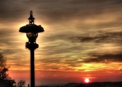 *Tramonto sulla Valpolicella/Verona * (argia world 1) Tags: argiagranuzzo tramonto sunset colline hills valpolicella verona