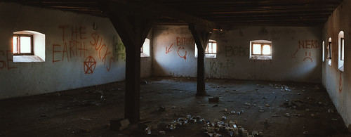 Old Dirty Large Room